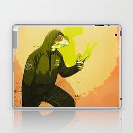 kool kermit Laptop & iPad Skin