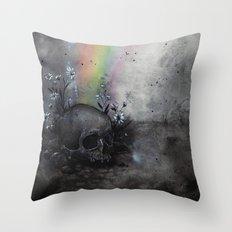018 Throw Pillow