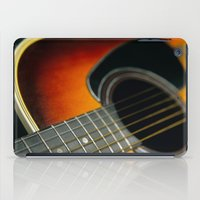 guitar iPad Cases featuring Guitar by Bruce Stanfield