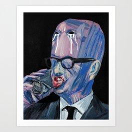 Value free and globalised. Art Print
