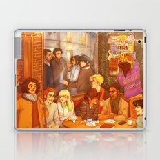 Les Misérables: A Group Which Almost Became Historic Laptop & iPad Skin
