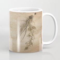 Bohemian Feather Mug