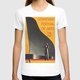 Vintage poster - Leningrad T-shirt