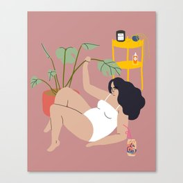 heatwave Canvas Print