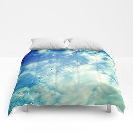 Charging Comforters