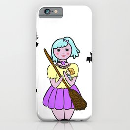 Pastel Witch iPhone Case