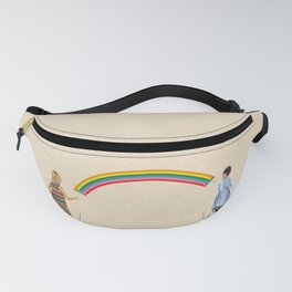 Coat of Many Colors Fanny Pack