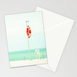 beach V Stationery Cards