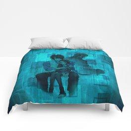 uchiha family Comforters