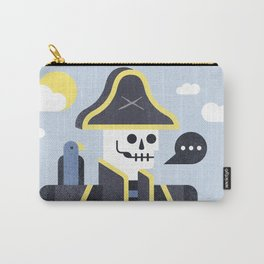 Dead Men Tell No Tales Carry-All Pouch