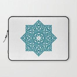 Celtic Knotwork Pattern Laptop Sleeve