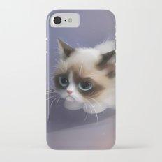 little grumpy things Slim Case iPhone 7