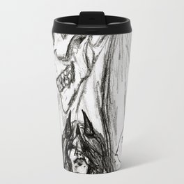 The Only Certainty Travel Mug