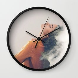 It consumes me Wall Clock