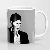 true detective Mugs featuring True Detective by oslacrimale