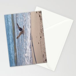 Fly Away Gull 6956 Stationery Cards