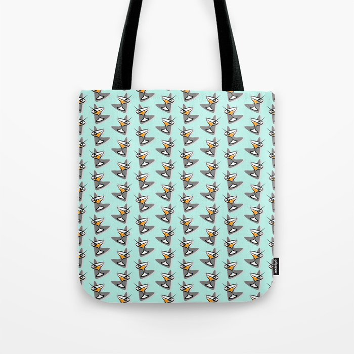 RETRO COCKTAILS Tote Bag by johnaconroy