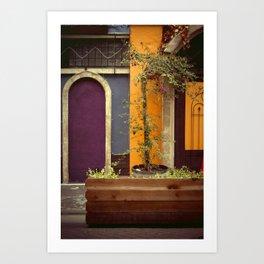 Juxtapoz Art Print