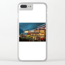 Tea house Juifen Clear iPhone Case