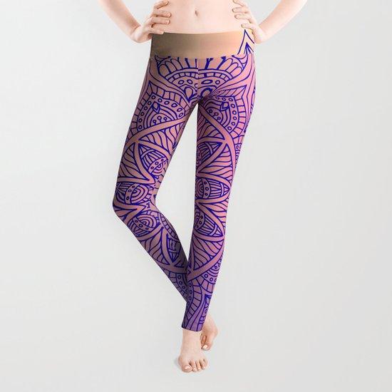 Mild Mandala Leggings