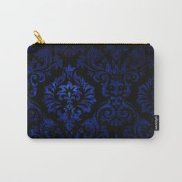 Doctor Who - Tardis Blue Damask Pattern Carry-All Pouch