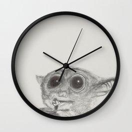 Aye Aye Wall Clock