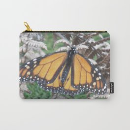 Monarch of the Fen Carry-All Pouch