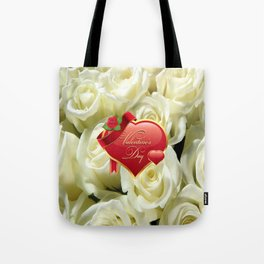 Valentine Day Gift Tote Bag