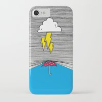 shield iPhone & iPod Cases featuring Shield by Prince Arora