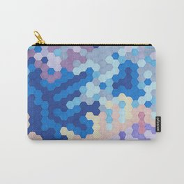 Nebula Hex Carry-All Pouch