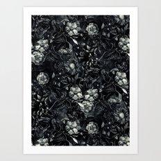 Darkness Art Print
