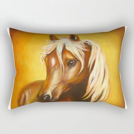 Dream Horse - Portrait Rectangular Pillow