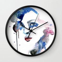 Elina Three Wall Clock