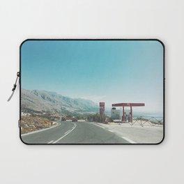 Gas Station Laptop Sleeve