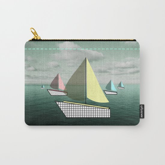 boat-full Carry-All Pouch