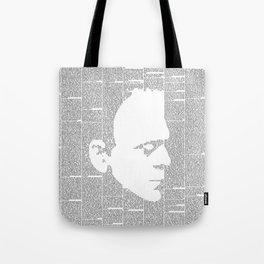 Frankenstein - The Modern Prometheus Tote Bag