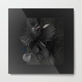 """""""Parisienne Moonlight"""" Metal Print"""