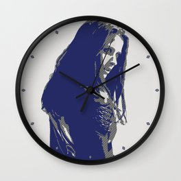 Illyria Wall Clock