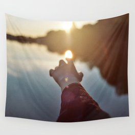 Final Distance Wall Tapestry
