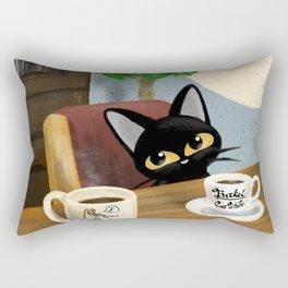 Cute Visitor Rectangular Pillow