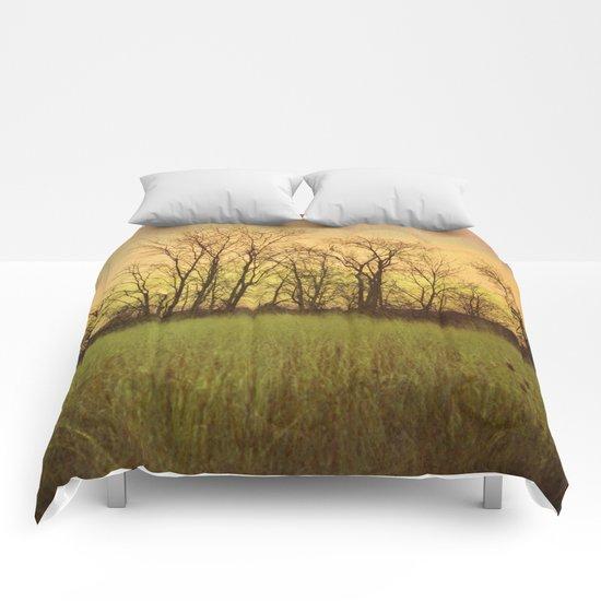 Morningtide - When Night is Left Behind Comforters