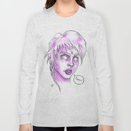 Insult  Collection #3 Pussy Long Sleeve T-shirt