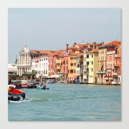 Venice_20180701_by_JAMFoto Canvas Print