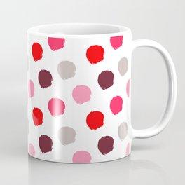 Fancy polka dot  Coffee Mug