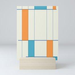 Mid-Century Modern Art 2.5 Mini Art Print