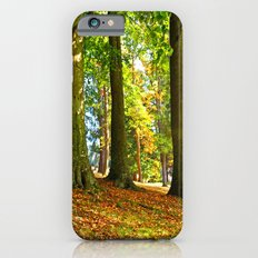 Autumn beauty Slim Case iPhone 6s