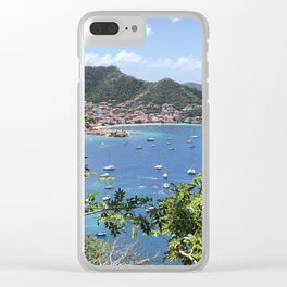 Iles des Saintes Clear iPhone Case