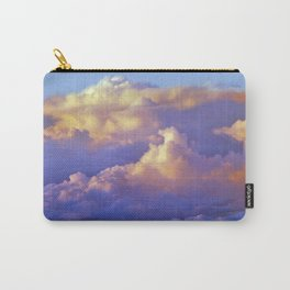 The beauty of clouds below Carry-All Pouch