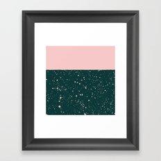 XVI - Rose 1 Framed Art Print