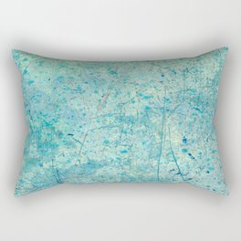 Beautiful, Wounded, Scarred Rectangular Pillow